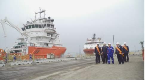 人民日报:广东税务助力海洋石油企业复工复产