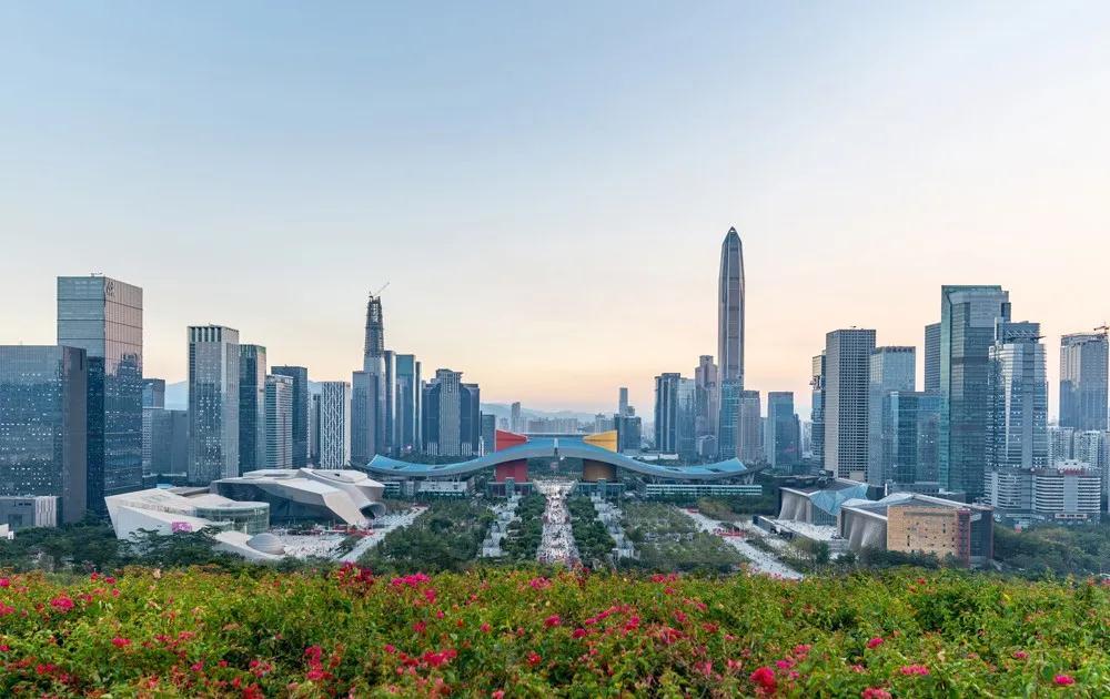深圳七大战略性新兴产业企业注册数量暴增38.5%