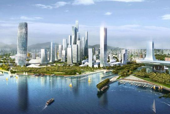 速度+奇迹!深圳前海十年发展迎大变