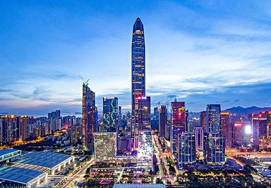 """全速打造中国特色社会主义先行示范区,深圳""""前海模式""""成果显著"""