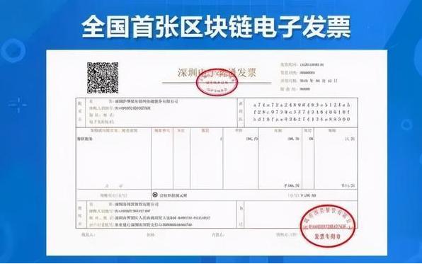 深圳纳税人怎么开通区块链电子发票使用资格?